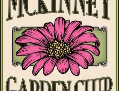 McKinney Garden Club Meeting – September 14th