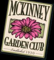 McKinney Garden Club Logo